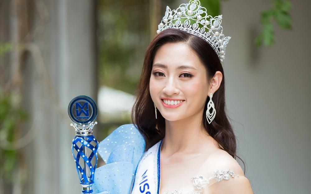 Hoa hậu Lương Thùy Linh miss world vietnam 2019