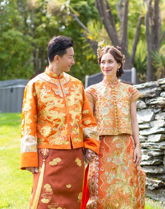 Hàn Canh kết hôn Lư Tịnh San