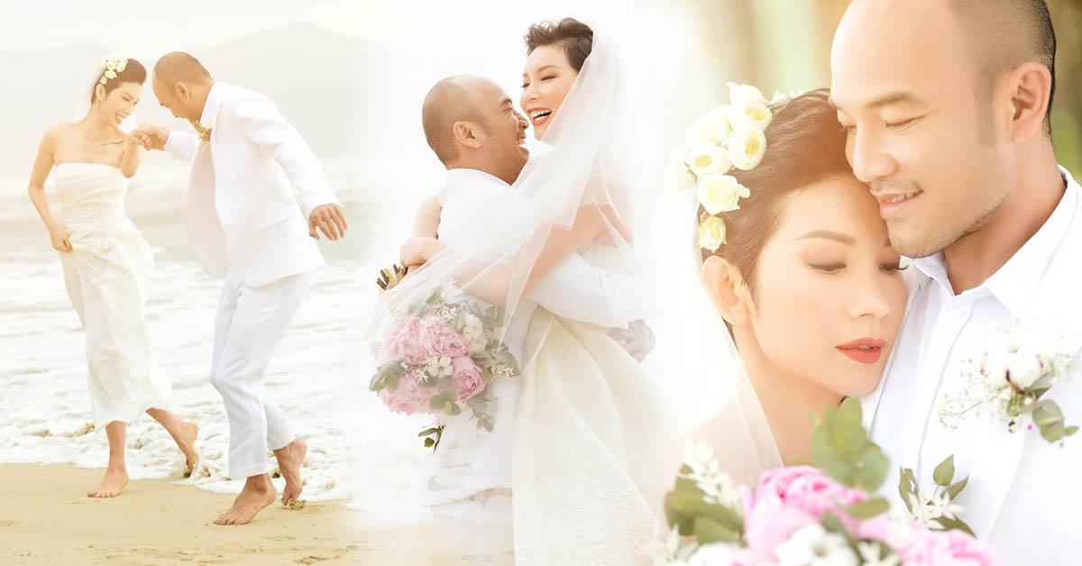 Xuân Lan kết hôn