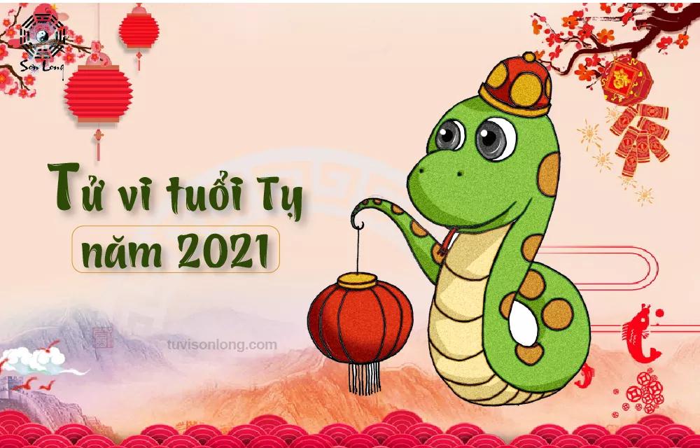 TỬ VI TUỔI TỴ NĂM 2021 – RẮN TÌM BẠN TÌNH