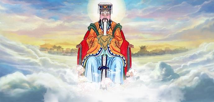 SỰ TÍCH NGỌC HOÀNG THƯỢNG ĐẾ VÀ TRẬT TỰ SẮP XẾP THẾ GIỚI